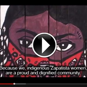 Women in the Zapatista Movement icon