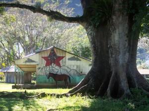 Zapatista teacher killed in ambush at La Realidad, Chiapas, Mexico.