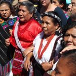 All Zapatista schools and communities are supporting this indigenous woman named María de Jesús Patricio, to be the next president of Mexico.