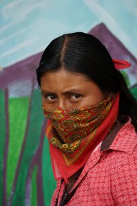 A new generation of Zapatista women leaders like this young educator are redefining older definitions of autonomy as they chart their own revolutionary paths to saving Mother Earth.