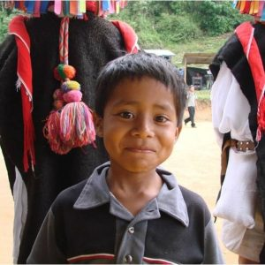 Zapatista student